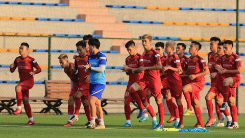 Vietnam U23s to play Bahrain in friendly ahead of Asian champs hinh anh 1