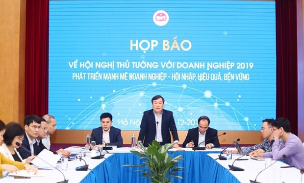 Prime Minister to hold meeting with business community hinh anh 1