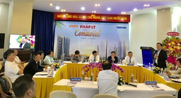 Condotel investment risky yet promising property segment hinh anh 1