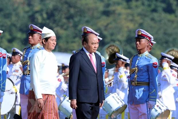 Deputy FM: PM's visit lifts Vietnam – Myanmar relationship hinh anh 1