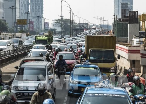 Indonesia speeds up capital city move hinh anh 1