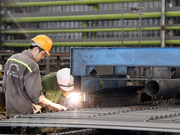 US duties on steel shipped from VN to have little impact: experts hinh anh 1