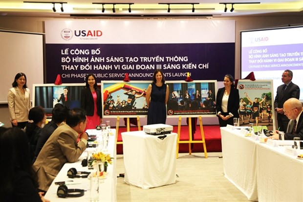 USAID acts to tackle rhino horn consumption hinh anh 1