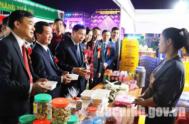 Bac Ninh holds fair to promotes made-in-Vietnam goods hinh anh 1