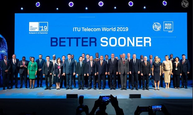 ITU Digital World 2020 to be held in Hanoi hinh anh 1