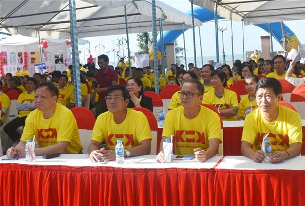 Communication campaign on HIV prevention launched in Ba Ria-Vung Tau hinh anh 1