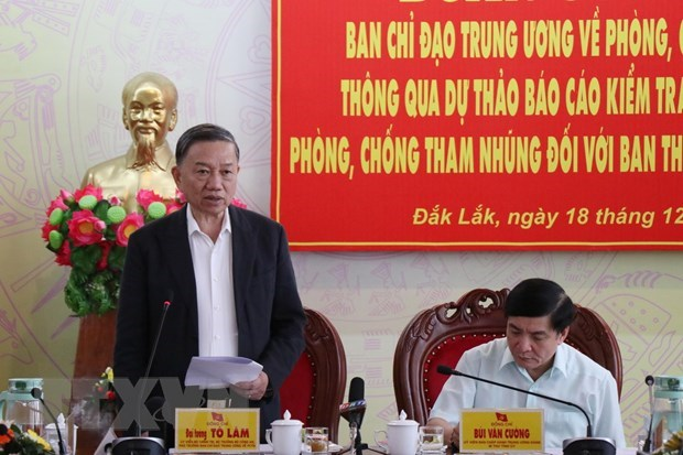 Dak Lak to focus on recovery of corrupt assets hinh anh 1