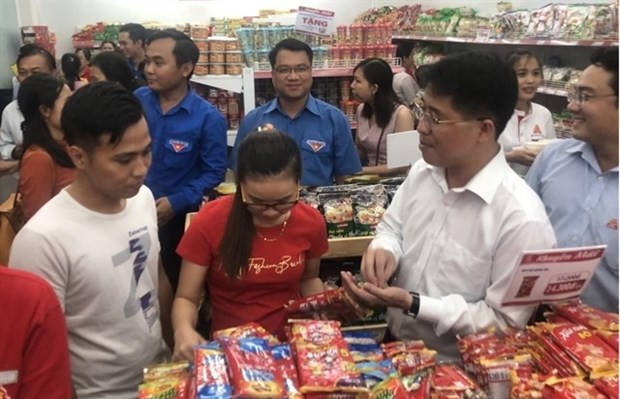 HCM City wants local businesses to create global brands hinh anh 1