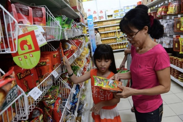 Pace of modern life makes snack market lucrative hinh anh 1
