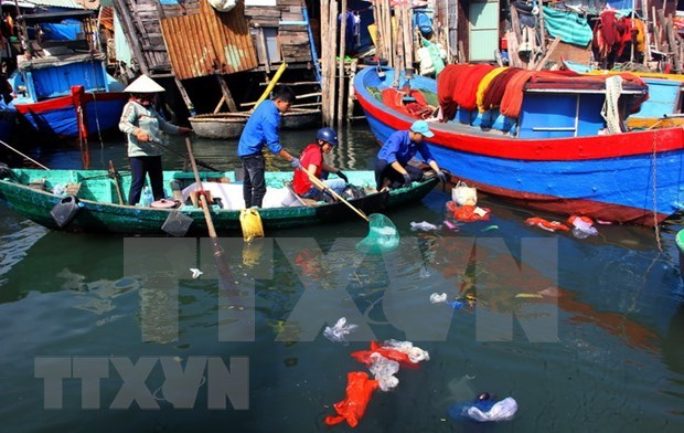 Video-making contest aims higher plastic waste awareness hinh anh 1