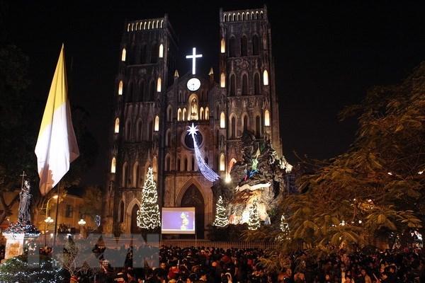 Vietnam set to enjoy nice weather on Christmas Eve hinh anh 1