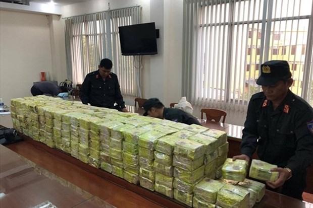 Drug crimes becoming more serious, say police hinh anh 1