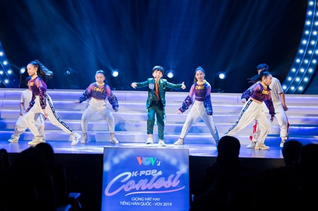 Finalists to face off at K-Pop Contest hinh anh 1