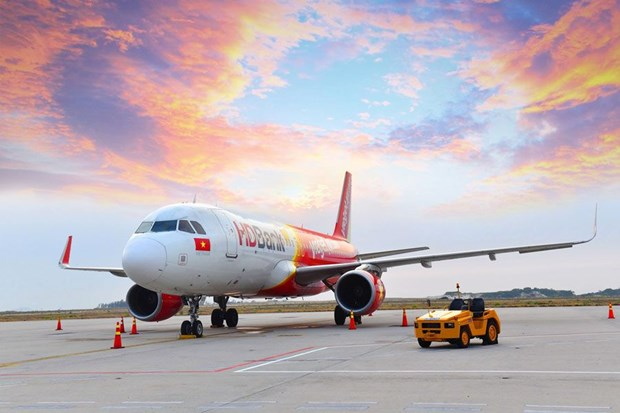 Vietjet launches HCM City-Pattaya route hinh anh 1