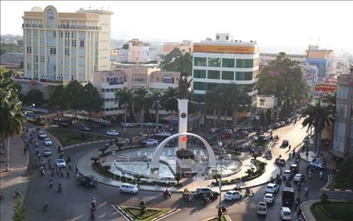 Buon Ma Thuot city in Dak Lak to become central hub of Central Highlands hinh anh 1