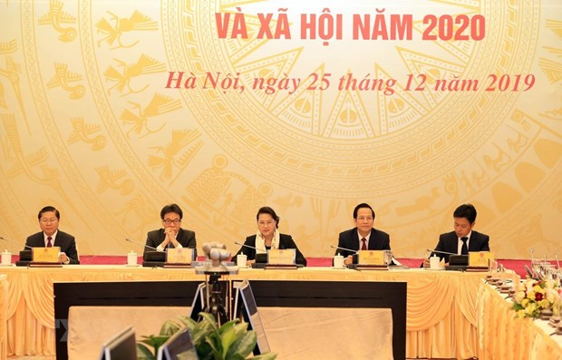 Social affair sector praised for efforts to ensure social security in 2019 hinh anh 1