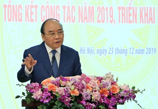 EVN must ensure enough power for socio-economic development: PM hinh anh 1