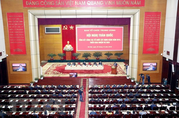 Party admits over 143,000 new members in 2019 hinh anh 1