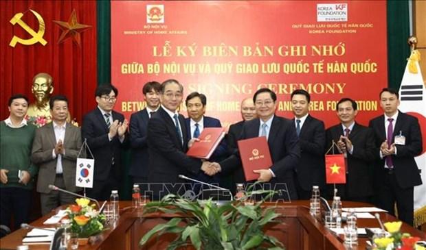 Vietnam, RoK enhance youth exchange hinh anh 1