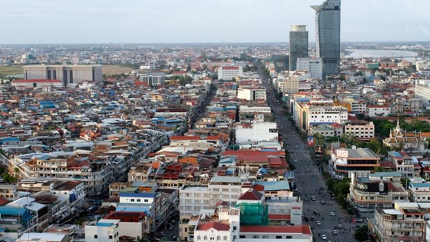 Cambodia's construction sector lures 9.35 billion USD in investment hinh anh 1