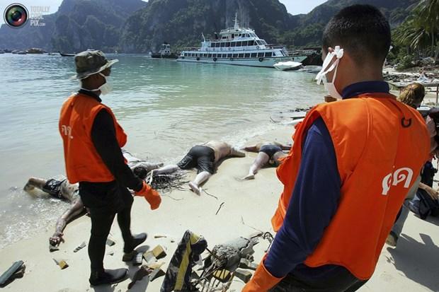 Thailand: 2004 tsunami victims commemorated hinh anh 1