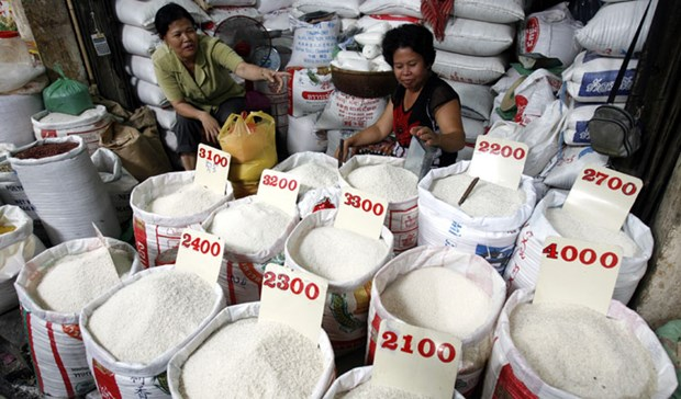 Cambodian PM defends stance on rice pricing hinh anh 1