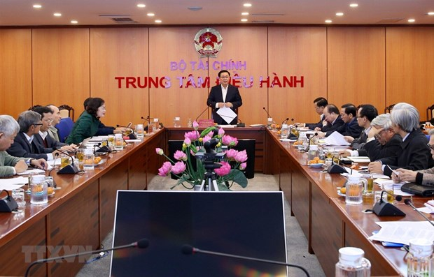 National financial policy advisory council convenes regular meeting hinh anh 1