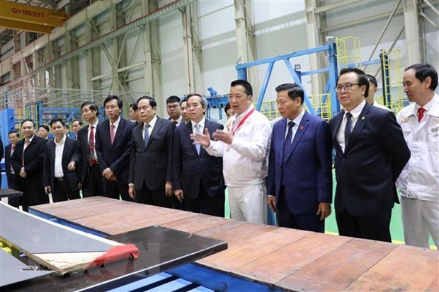 Transformer manufacturing plant launched in Bac Ninh hinh anh 1