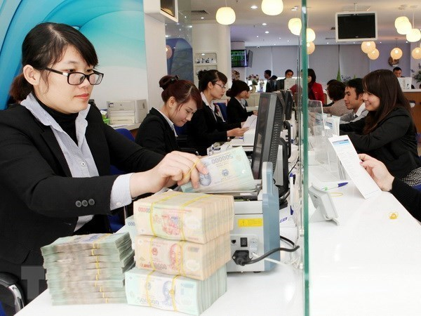 Reference exchange rate up 7 VND hinh anh 1