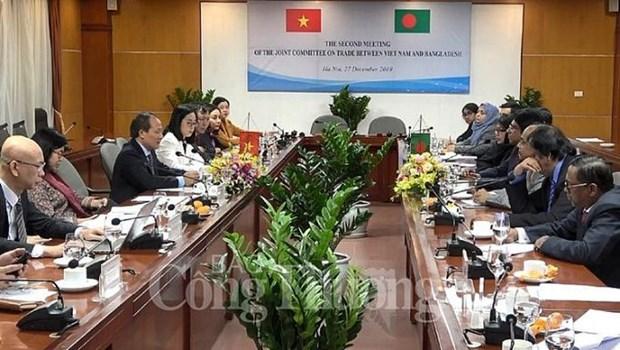 Vietnam, Bangladesh target 2 billion USD in two-way trade hinh anh 1