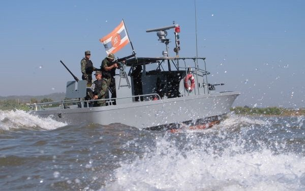 89th joint patrol on Mekong River concludes hinh anh 1