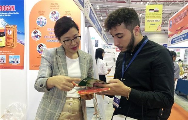 Indonesia wins deals worth 16 bln VND at Vietnam Expo 2019 hinh anh 1