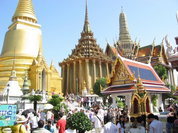Thailand breaks tourism record hinh anh 1