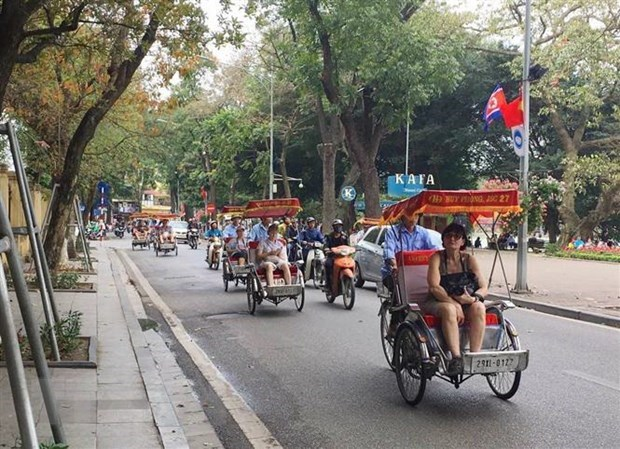 Vietnam welcomes record number of foreign visitors in 2019 hinh anh 1