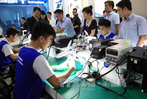 Vocational schools, colleges expect 80 percent of graduates to find jobs hinh anh 1