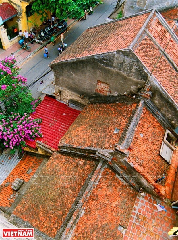 Hanoi charming with unique architecture hinh anh 2