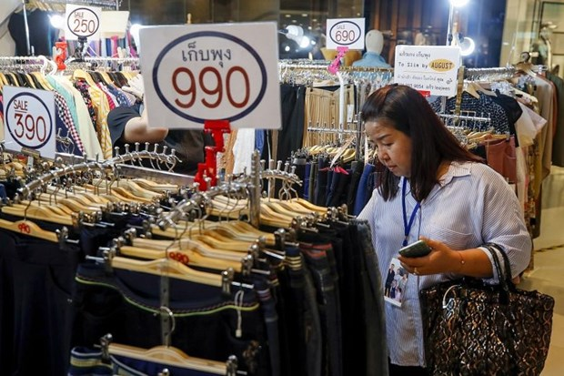 Thailand's economy in 2019 forecast to see weakest growth in five years hinh anh 1