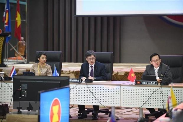 Vietnam ready for ASEAN Chairmanship Year 2020: ambassador hinh anh 1