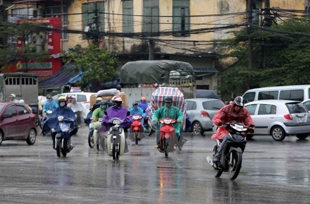Cold spell to hit northern region during New Year hinh anh 1
