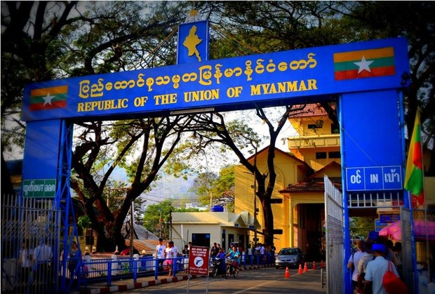 Myanmar's border trade with neighbours surges hinh anh 1