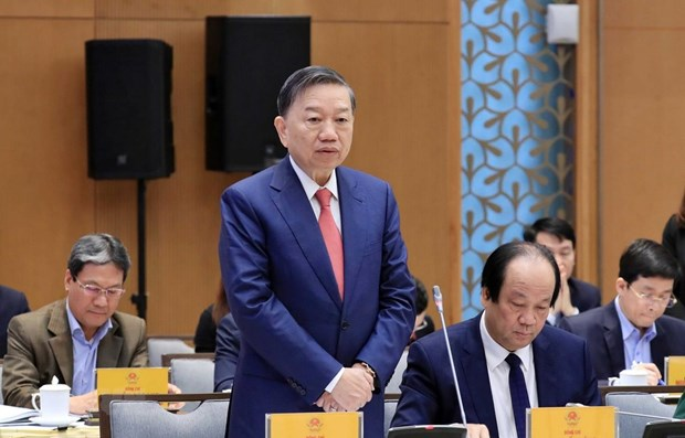 Coordination needed to ensure national interests, security: Minister hinh anh 1