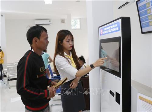 Public administrative services centre opens in Dak Lak province hinh anh 1