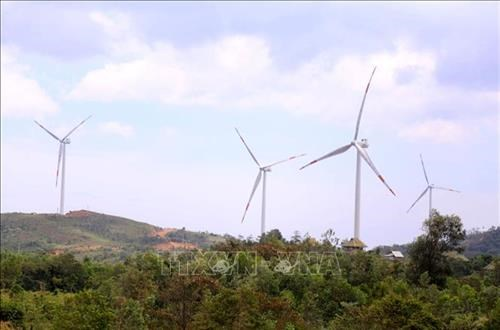 Quang Tri province starts construction of 3 more wind power plants hinh anh 1