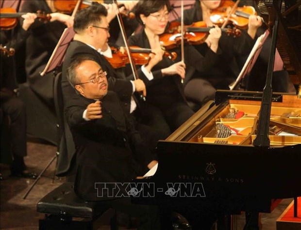 Pianist Dang Thai Son to be judge at int'l piano contest hinh anh 1