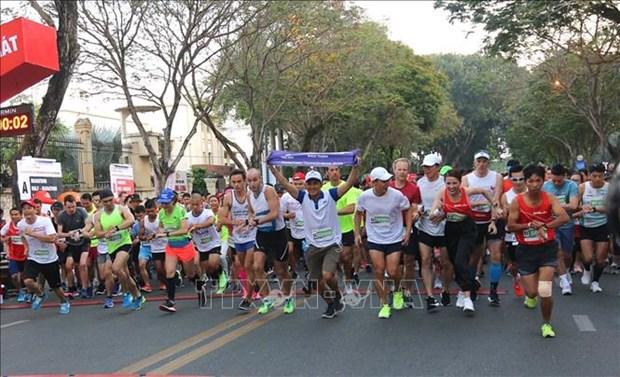 2020 Techcombank HCM City int'l marathon expects 16,000 runners hinh anh 1