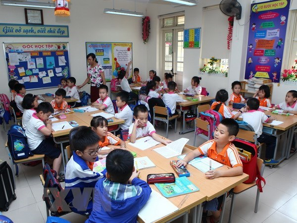 Lam Dong: more schools meet national standard hinh anh 1