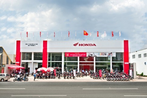 Motorcycle makers running out of gas in face of increased competition hinh anh 1