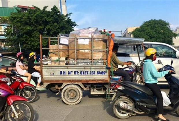HCM City plans to crack down on vehicle emissions hinh anh 1