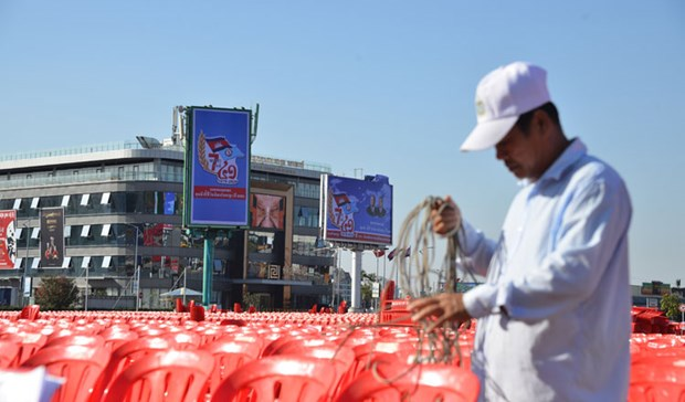 Tens of thousands expected to join Cambodia's Victory Day hinh anh 1