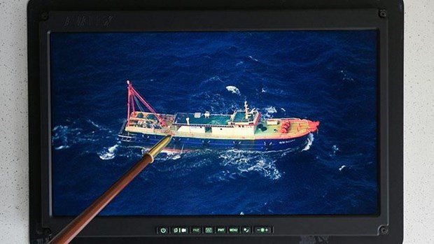 Indonesia to send fishermen to Natuna waters hinh anh 1